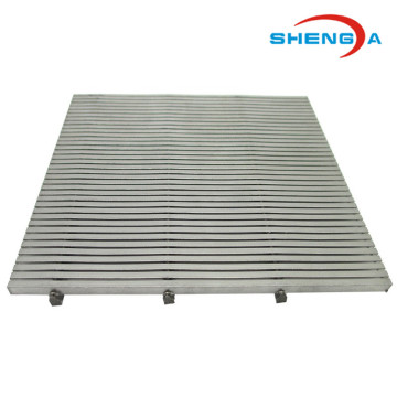 Wedge Wire Screen Sieve Plate Water Filter