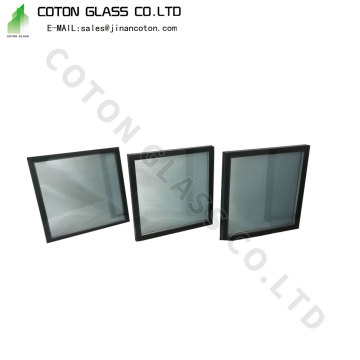 Double Pane Glass Door Insert