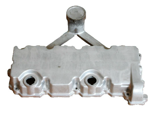 Mold for Cylinder Head Casing