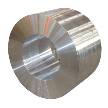 Forged steel bushing blank
