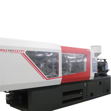automatic pet preform injection machine