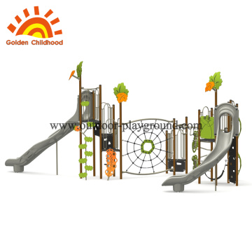 Customized Outdoor Preschool Playground equipment