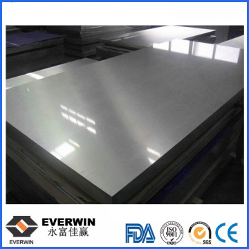 hot sale prime finished aluminum sheet 3003 3105 8011