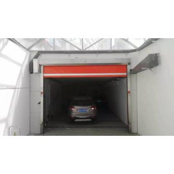 Automatic Durable Fold Up High Speed ​​Door
