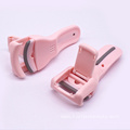 High Quality Cute plastic Tool Eyelash Curler
