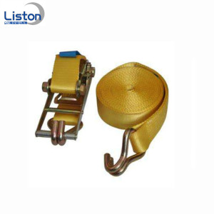 Good Salable 3000KG Ratchet Tie Down Straps