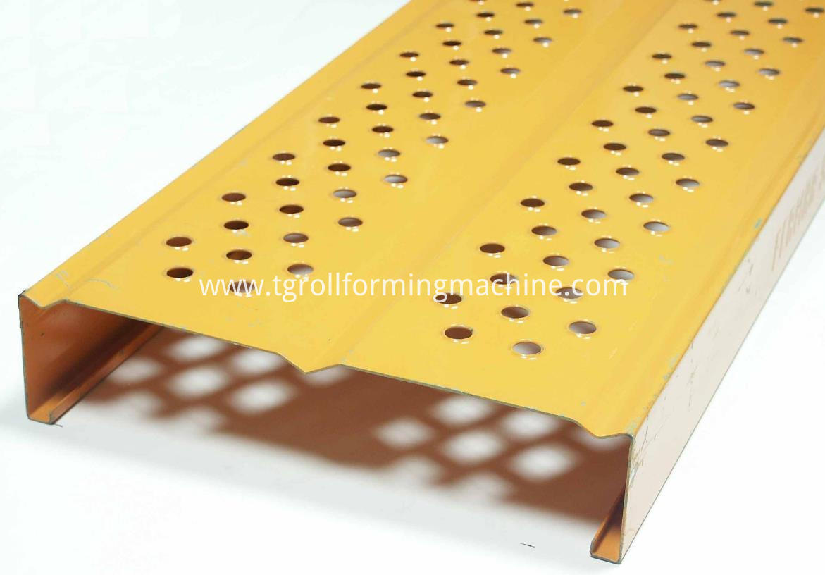 Scaffolding Walk Boards Machine