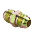 1Q Metric Male 74 Cone Flared Hydraulic Fitting