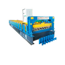 Roofing Sheets Making Roll Forming Machine