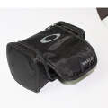 Nylon sun glasses zipper carrying storage case