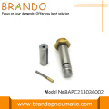 High Precision 36.0mm Tube Height Solenoid Stem With NBR Seal