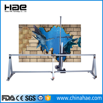 Direct wall automatic drawing machine