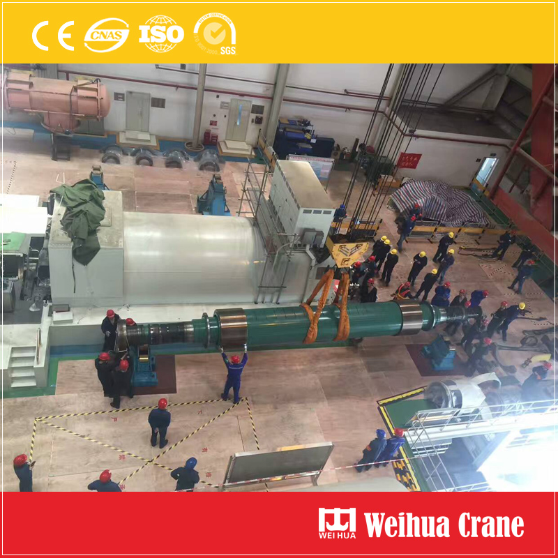 Overhead Crane Power Plant