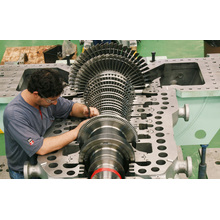 Compounding of Steam Turbine QNP