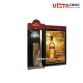 Custom Promotion Adverting Wooden Light Box for Beer