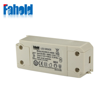 24W Panel light constant current led driver