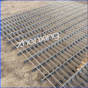 Aco Galvanised Steel Grating Balcony Banding
