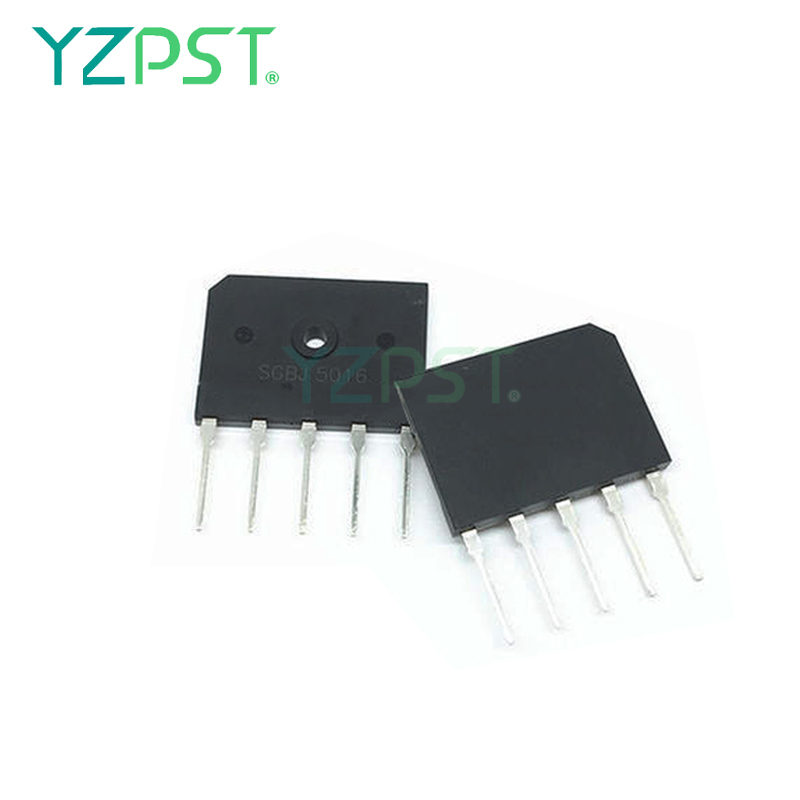 Bridge Rectifier 1600V  for printed circuit board