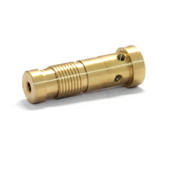 Custom Brass bushing turning Parts