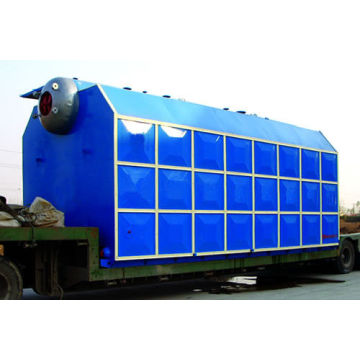 Coal Fired Steam Boiler 15 Ton