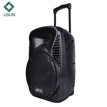 Portable speaker amplifier and microphone