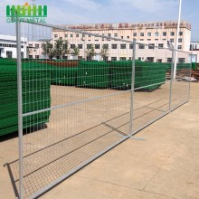 Galvanized Used Canada Temporary Fence Stand