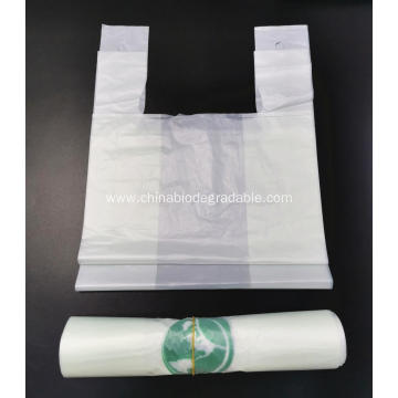 PLA Degradable Vegetable Fruit Waterproof Bags