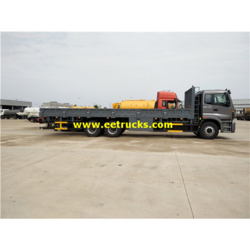 25tons 10 Wheeler Box Cargo Vehicles