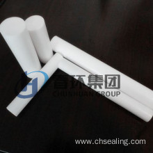 White PTFE Rod/Teflon Rod For Engineering