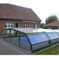 Enclosure Cover Screen Outdoor Swimming Pool Shelter