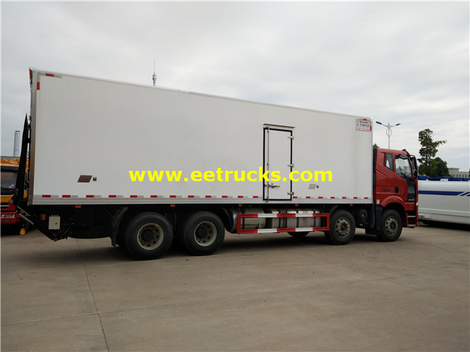 20 Ton Reefer Box Trucks