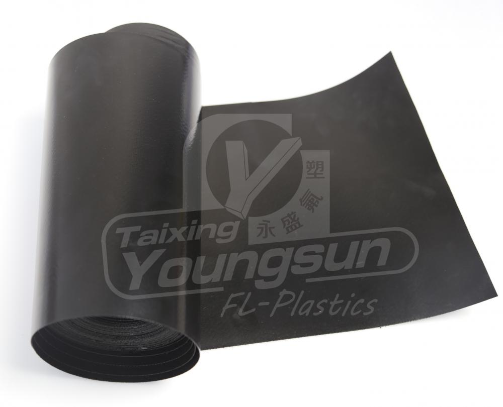 Glass Fiber Coated with PTFE Properties