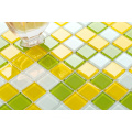 Color Mixed Glass Mosaic