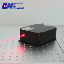 637nm red laser light show outdoor