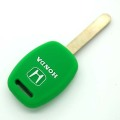 Silicone auto auto honda car key case cover