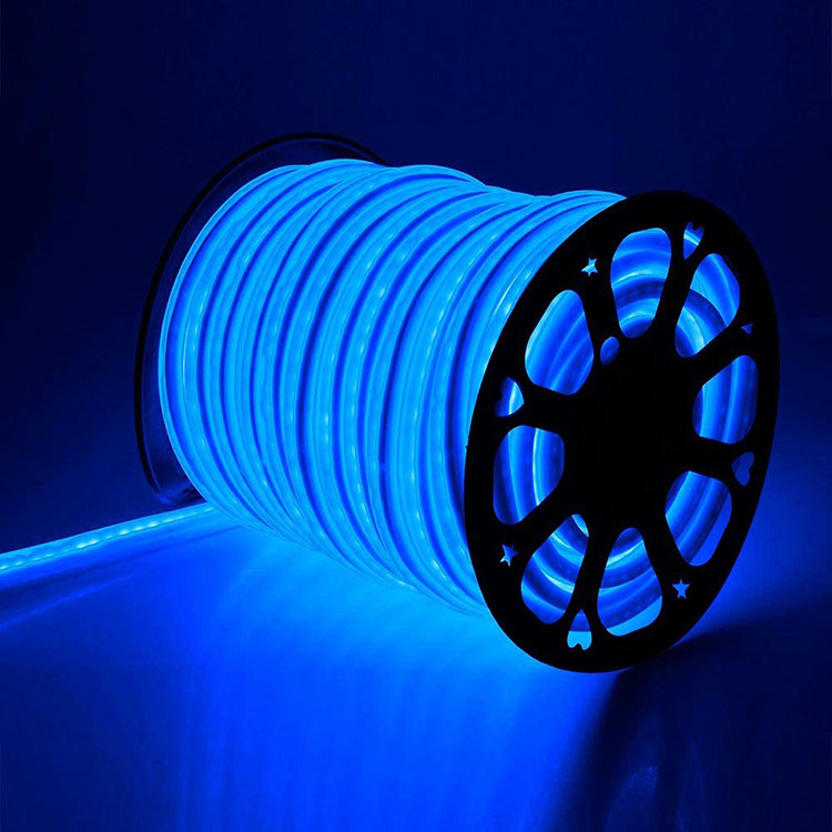 free samples neon tube light decoration