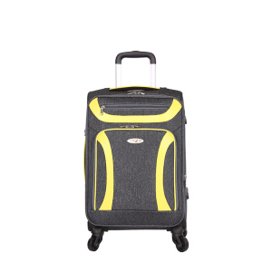 Spinner Caster wheels and unisex trolley bag