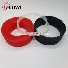 China Factories for Plunger Cylinder Sany Concrete Pump Spare Parts Rubber Piston supply to Wallis And Futuna Islands Manufacturer