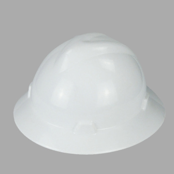 Sun-Shade Big Brim Safety Helmet