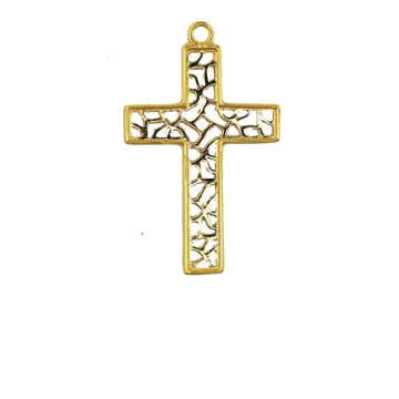China Factories for Fox Charm K Gold Pendant The Cross Pendant 18 K supply to British Indian Ocean Territory Supplier