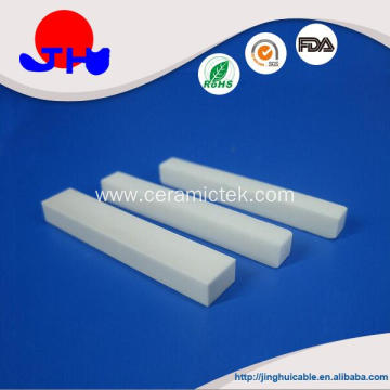 Good Quality for Zirconia Ceramic Structural Component Iso pressing 96% aluminum oxide ceramic bar export to Germany Supplier