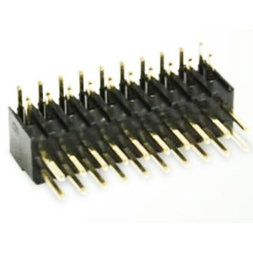 2.54mm Pin Header Dual Row Angle Type Socket