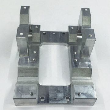 CNC Milling Machining Aluminum Parts for Laser Jig