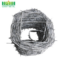 barbed wire per meter length high tensile