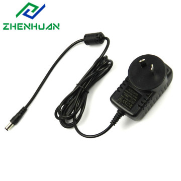 Australian Plug 9V AC DC Power Supply 9W