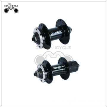 Folding alloy mtb bike quick release hub