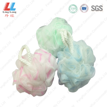 Light 2-in-1 nylon sponge ball
