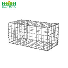 Galvanized Welded Gabion Wire Mesh  Box
