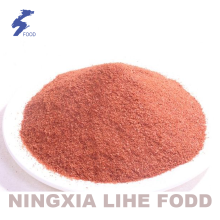 Tomato powder natural pigment