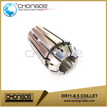"ER11 6.5mm 0.256"" Ultra Precision ER Collet"